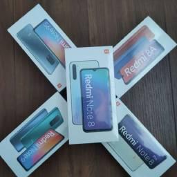 XIAOMI é superior// Redmi Note 8 // Novo lacrado com garantia e entrega imediata
