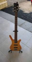 Contrabaixo Warwick Corvette modelo Rock Bass
