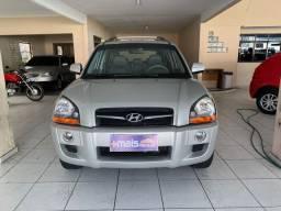 Hyundai Tucson 2.0 2012 Com GNV G5 Automático- 2012