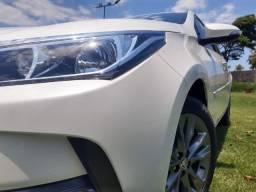 Corolla XEI 2.0 Flex 2018 na Garantia até 25/03/2021