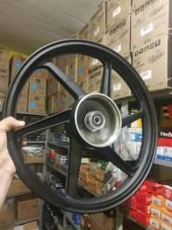 Roda traseira de liga leve Titan 150