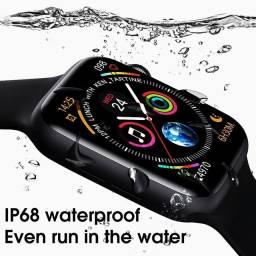 Smartwatch novo na caixa.