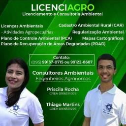 Licenciamento ambiental.