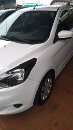 Ford KA 1.5 flex branco 2015