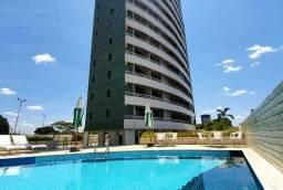 Apartamento no Bairro de Fátima 205m² com 03 Suítes, Lazer (MKT)TR63400
