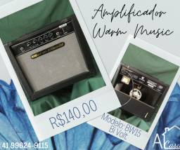 Amplificador Warm Music BW15