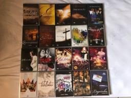 Kit DVDs Diante do Trono