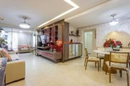 Apartamento com 4 quartos, sendo 2 suítes na Praia da Costa