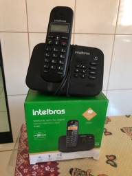 Aparelho de telefone intelbras