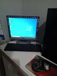 Vendo PC completo intel core duo 2.66 GHz 4GB ram e HD 500GB