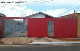Casa para Venda em Cuiabá, Residencial Coxipó, 2 dormitórios, 1 banheiro, 2 vagas