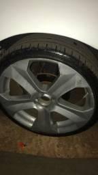 Vendo ou troco roda 18 da bmw original