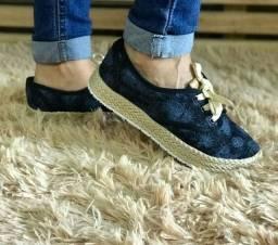Sapato mais bolsa