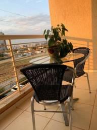 Apartamento mobiliado no Jardim Botânico para locação (Aceita calção)