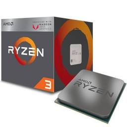 Processador AMD Ryzen 3 2200g W/ Radeon Vega Graphics