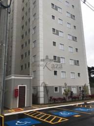 Vendo Apartamento Novo de 47m² - 2 Dormitórios - Jardim das Industrias-Sjc