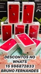 IPhone 11 Red / o queridinho da galera