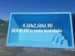 Piscina 4 50x2.50x1.40