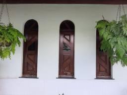 05 Seteiras de madeira Pau D?arco