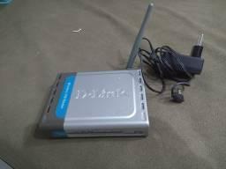 Roteador D-Link (modem)
