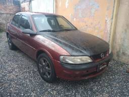 GM Vectra 2.0 GLS Bordo 1997 (S/ Entrada R$: 399,90) Financie Fácil
