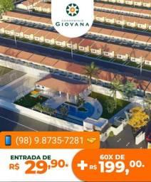 1-))) Casa com Entrada de R$ 29,90