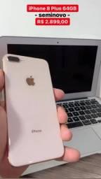 IPhone 8 Plus 64GB Dourado (ROSE)