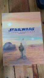 Hexalogia Star Wars Bluray