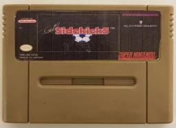 Tony Meolas Sidekickes Soccer Super Nintendo