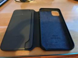 Capa carteira Apple para iPhone 11 pro max