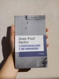 Livro O existencialismo é um humanismo