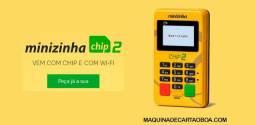 maquina de cartao chip 2 pagseguro