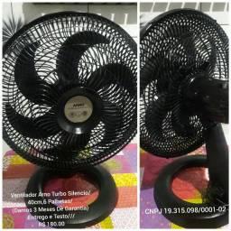 Ventilador Arno Turbo Silencio 40cm/Com Garantia/Entrego