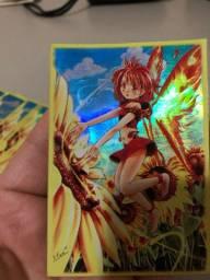 Sleeves/Shield/Protetor para cartas de Yu Gi Oh!