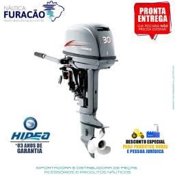 Motor de Popa Hidea 30hp FHS Manual 2 T