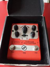 Pedal NIG Multi Fuzz and Vintage Distortion