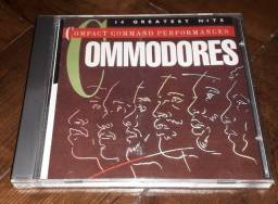 CD Commodores (Lionel Richie) - 14 Greatest Hits
