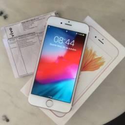 IPhone 6s 16gb Rosé com NF