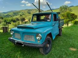 Ford Willys F-75 1966 4x4 6c