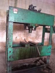 Prensa hidraulica 100 tem manual