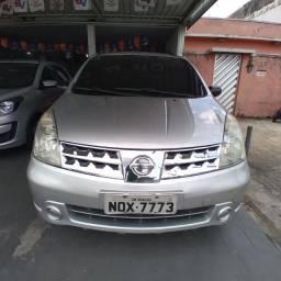 Nissan Livina 2012 completa conservada financia se com entrada a partir de 4.000