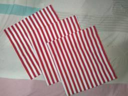 Conjunto de capas de almofada