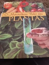 Livro O maravilhoso Poder das Plantas