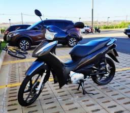 Biz 125cc 2019 Chumbo Única Dona