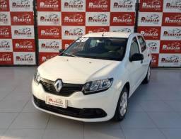 Renault logan 2020 raridade unico dono