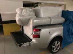 Carretos sofá geladeira máquina