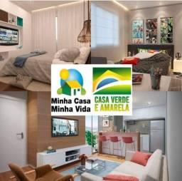 Casas Sobrepostas de 2 Dormitórios / 2021