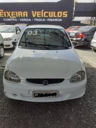 Corsa classic 2003/2003 branco