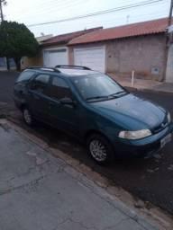 Palio weekend, Motor fire, 1.0 2001/2002