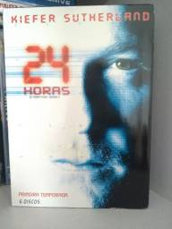 DVD 24 Horas - 1 Temporada (6 DVDs).